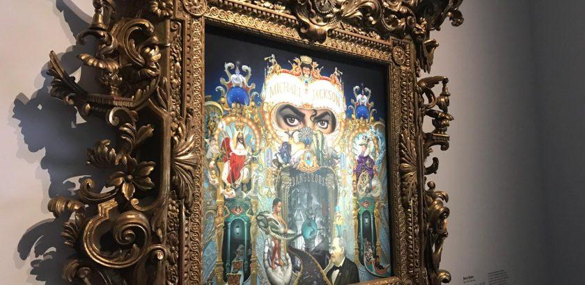Dangeorus album, On The Wall Exibition Paris