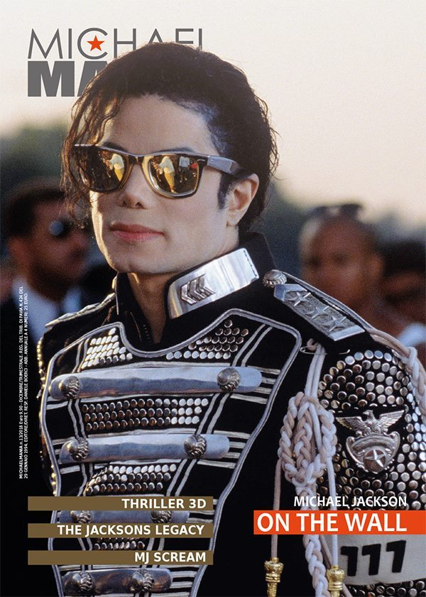 Michael Jackson, Michaelmania la rivista italiana dedicata a Michael Jackson