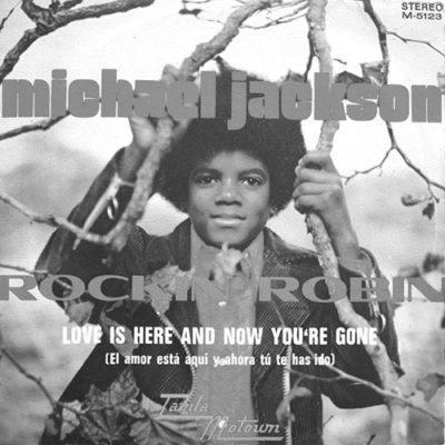 Rockin Robin cover Michael Jackson.