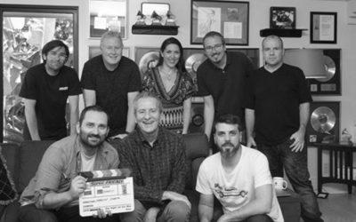 La troupe di Sonic Fantasy e Marcos Cabotà.