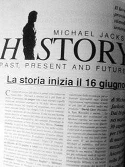 #history25 celebration.